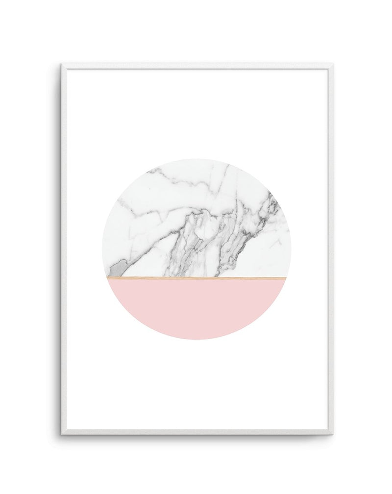 Blushing Moon - Olive et Oriel | Shop Art Prints & Posters Online