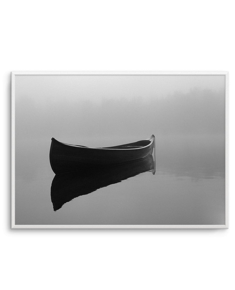 Boat On The Lake - Olive et Oriel | Shop Art Prints & Posters Online