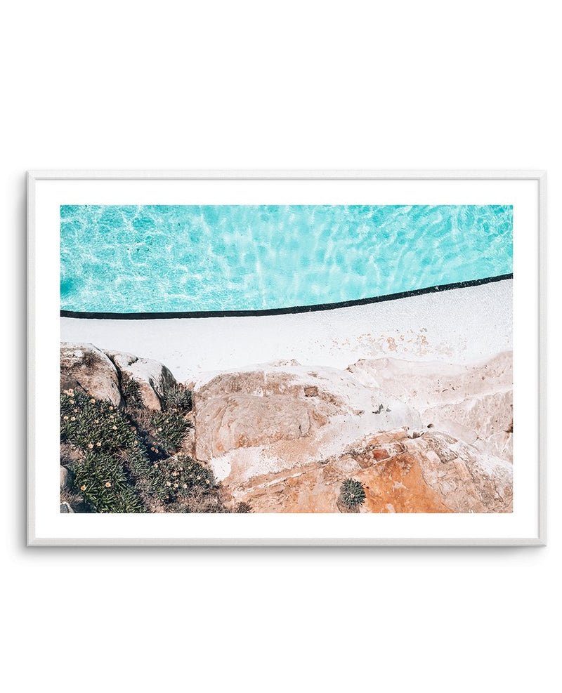 Bondi Icebergs In Bloom - Olive et Oriel | Shop Art Prints & Posters Online