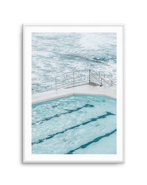 BONDI IN BLUE NO I - Olive et Oriel | Shop Art Prints & Posters Online
