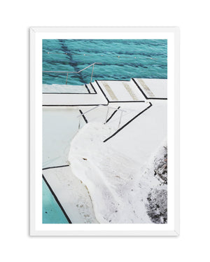 Bondi Pool View - Olive et Oriel | Shop Art Prints & Posters Online