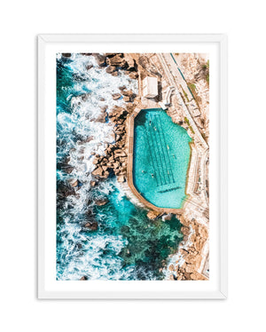 Bronte Pool | From the Skies - Olive et Oriel