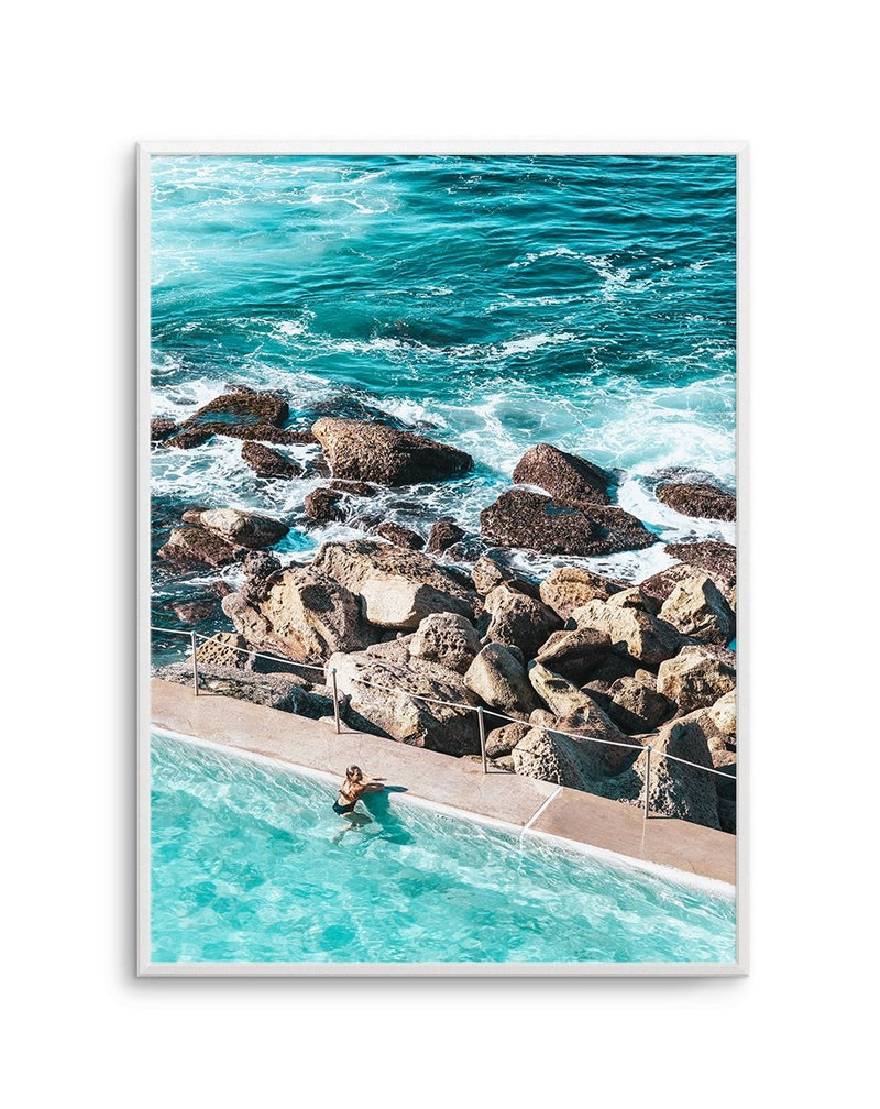 Bronte Pool No 2 | PT - Olive et Oriel | Shop Art Prints & Posters Online