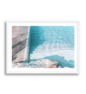 Bronte Pool No 3 - Olive et Oriel | Shop Art Prints & Posters Online