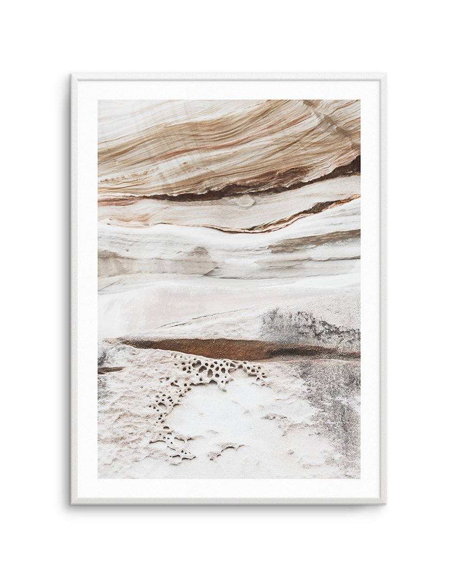 Bronte Rocks PT | No 3 - Olive et Oriel | Shop Art Prints & Posters Online