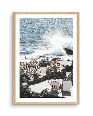 By The Sea In Capri - Olive et Oriel