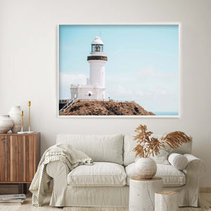 Byron Bay Lighthouse No 2 | LS - Olive et Oriel