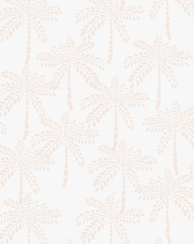 Cruisey Palms Wallpaper - Olive et Oriel