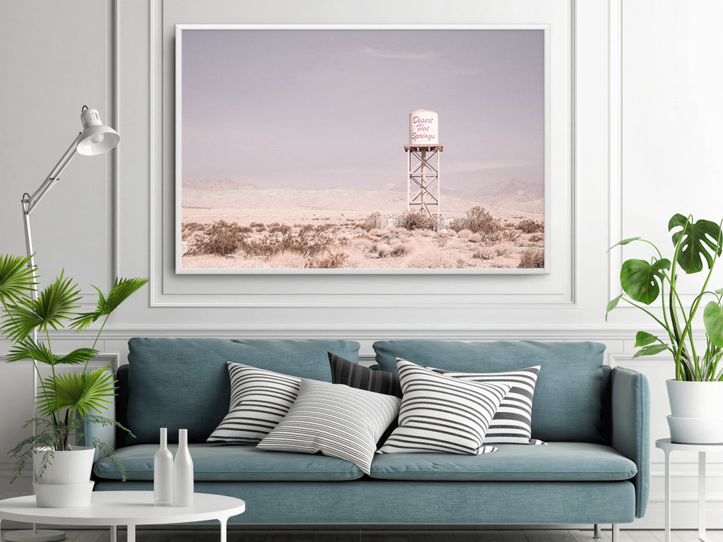 Desert Hot Springs LS - Olive et Oriel | Shop Art Prints & Posters Online