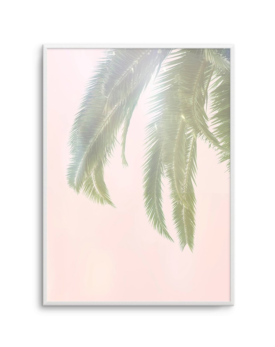 Dreamy Palms No 1 - Olive et Oriel | Shop Art Prints & Posters Online