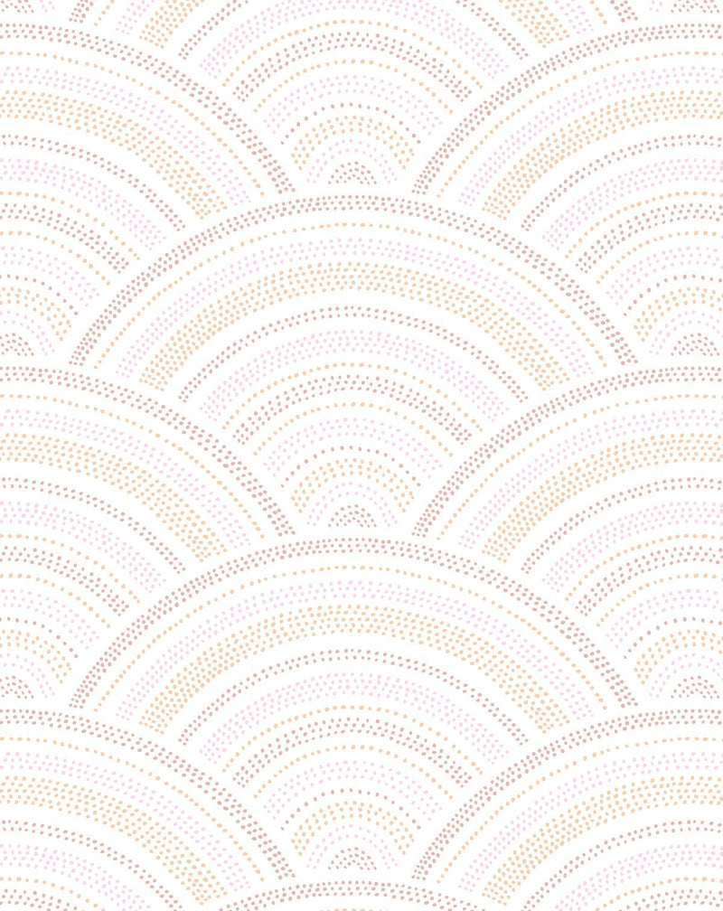 Earth Rainbows Wallpaper - Olive et Oriel