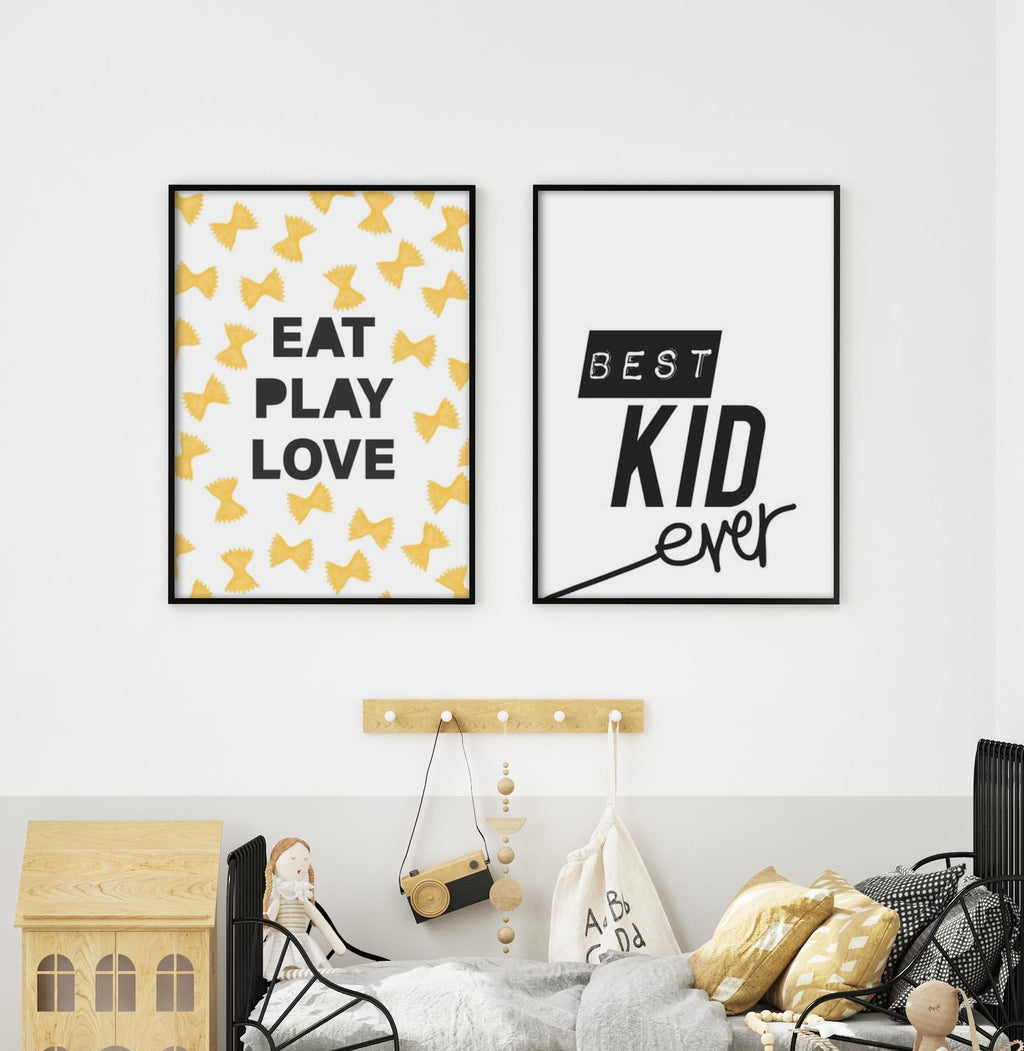 Eat Play Love - Olive et Oriel
