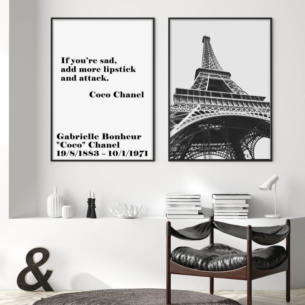 Eiffel Tower II & Add More Lipstick | Perfect Pair - Olive et Oriel