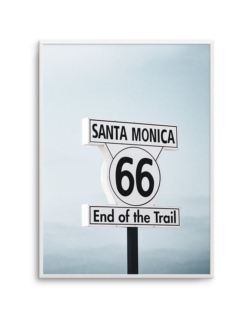 End Of The Trail | Santa Monica - Olive et Oriel