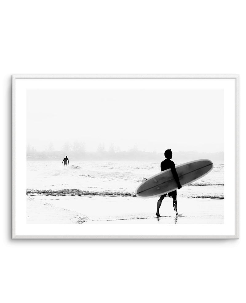 Few Waves | Byron Bay - Olive et Oriel | Shop Art Prints & Posters Online
