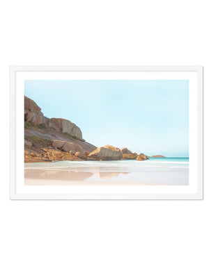 Firsties Beach, Esperance - Olive et Oriel