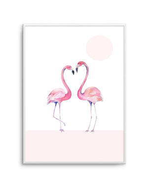 Flamingo I - Olive et Oriel | Shop Art Prints & Posters Online