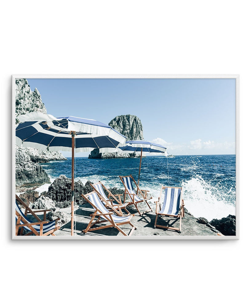 Fontelina In The Sun, Capri - Olive et Oriel