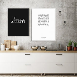 For The Love Of Cheese - Olive et Oriel | Shop Art Prints & Posters Online