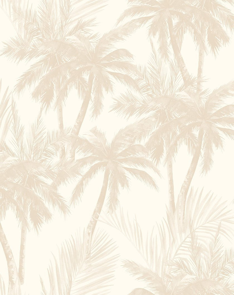 Golden Palms Wallpaper - Olive et Oriel