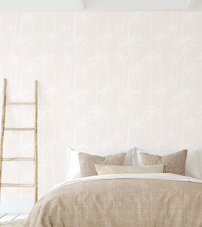 Good Palms Soft Sand Wallpaper - Olive et Oriel