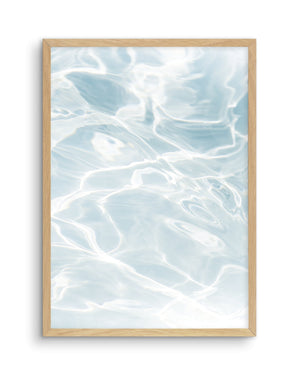 Hamptons Pool View No. II - Olive et Oriel | Shop Art Prints & Posters Online