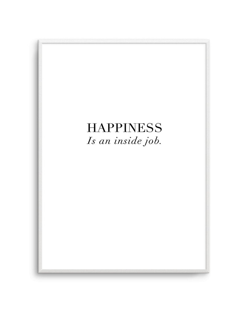 Happiness Is - Olive et Oriel | Shop Art Prints & Posters Online