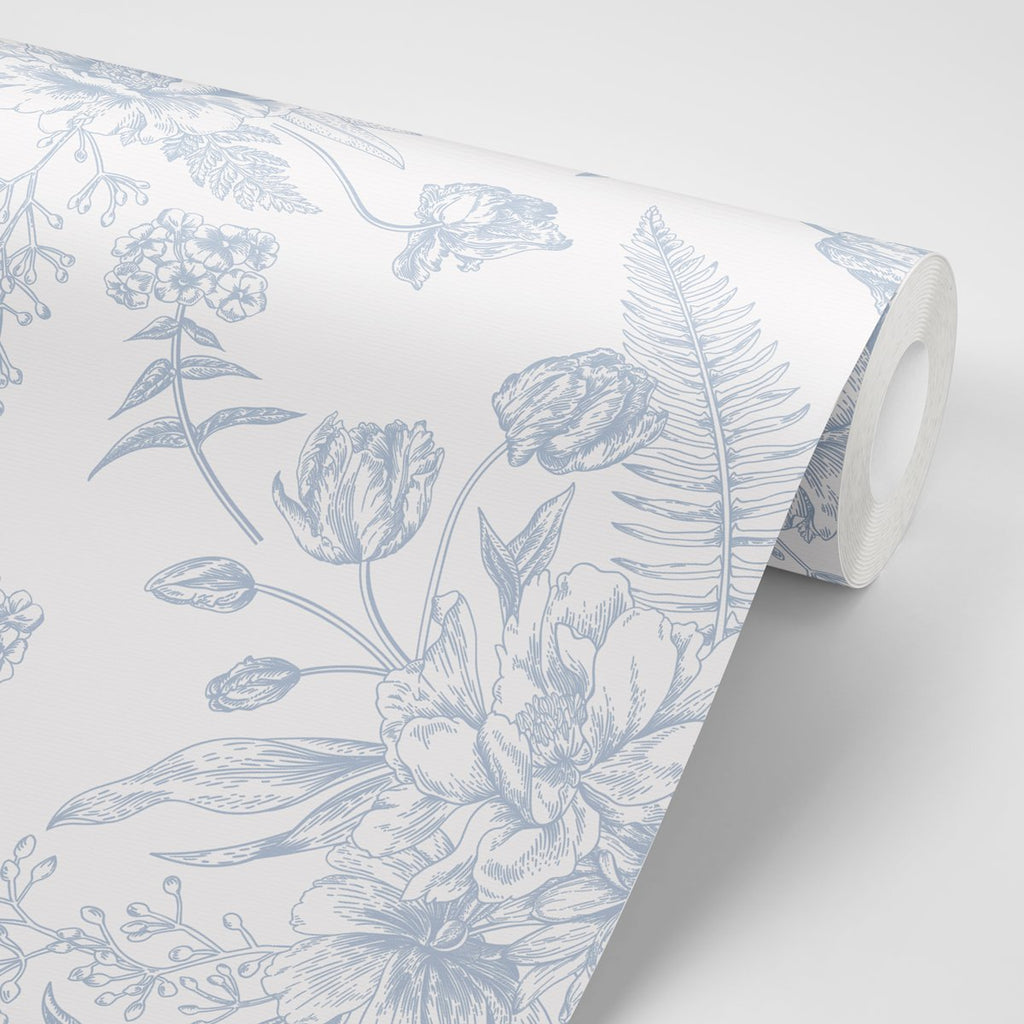 In the Hamptons Wallpaper - Olive et Oriel