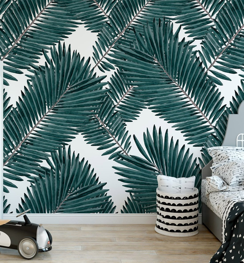 In the Tropics Wallpaper - Olive et Oriel