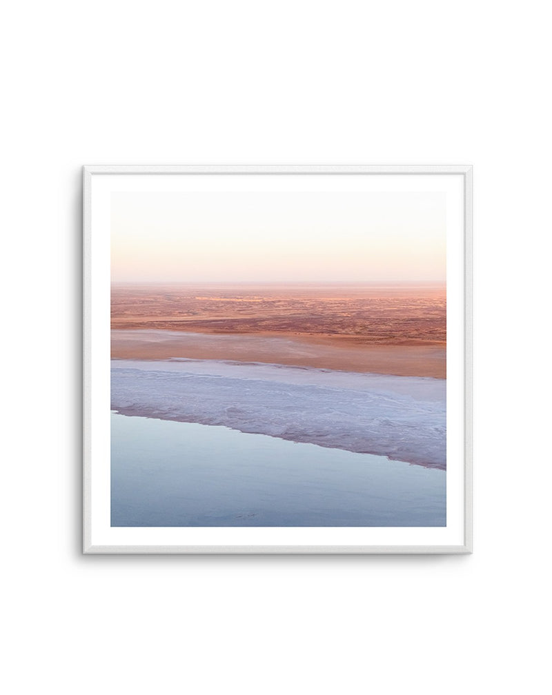 Kati Thanda-Lake Eyre No XI | SQ - Olive et Oriel