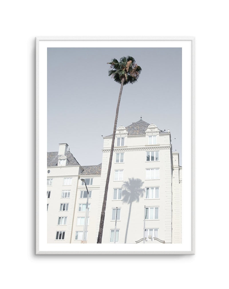 LA City Palm - Olive et Oriel | Shop Art Prints & Posters Online