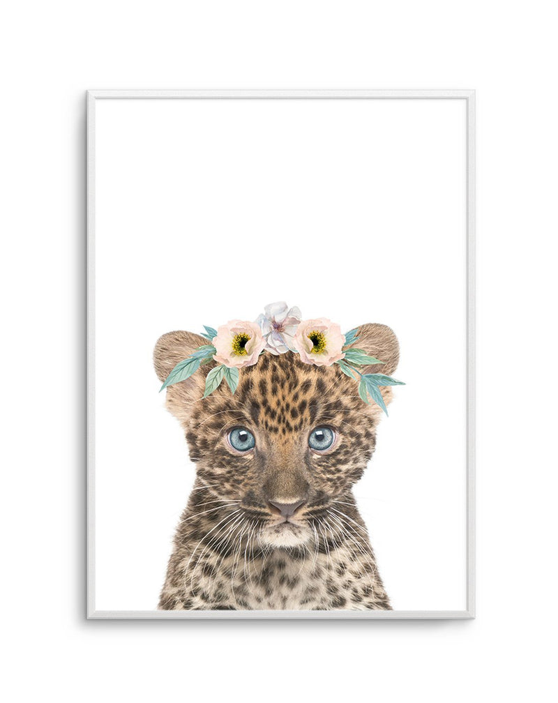Little Leopard Cub | Girls - Olive et Oriel