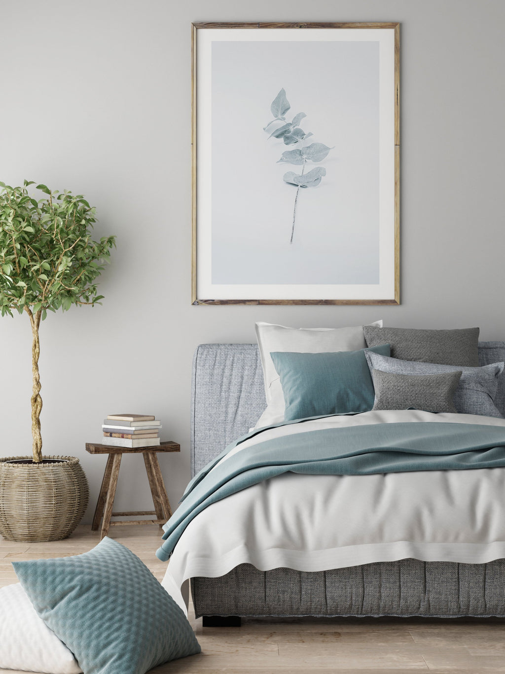 Little Eucalyptus - Olive et Oriel | Shop Art Prints & Posters Online