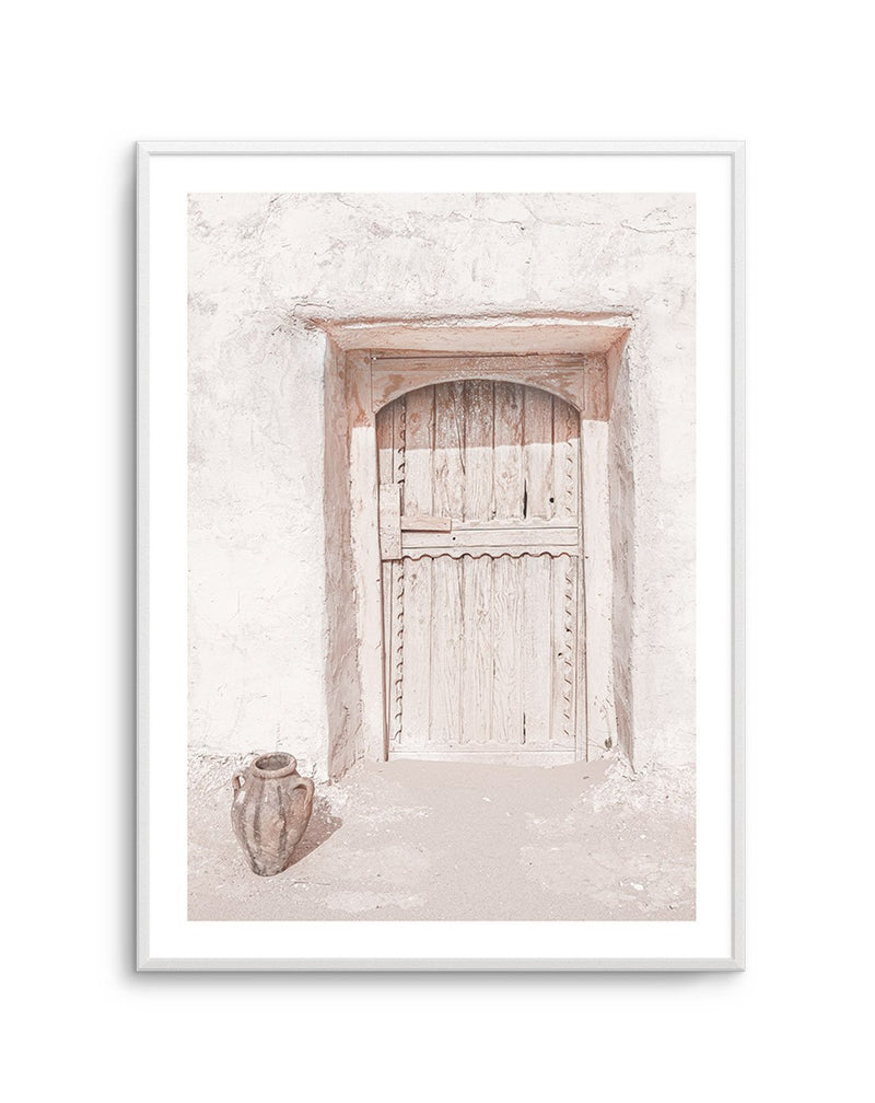 Little Moroccan Door - Olive et Oriel