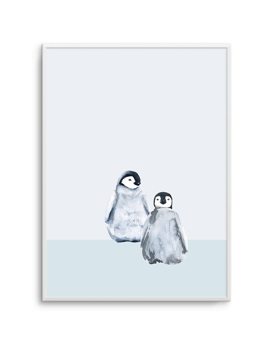 Little Penguins I - Olive et Oriel | Shop Art Prints & Posters Online