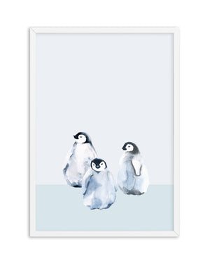 Little Penguins II - Olive et Oriel | Shop Art Prints & Posters Online