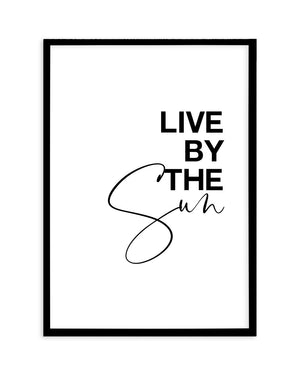 Live By The Sun - Olive et Oriel