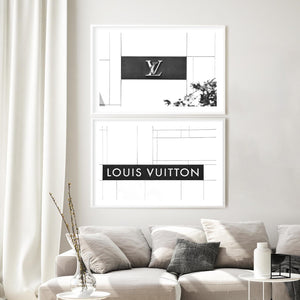Louis V | Cannes - Olive et Oriel | Shop Art Prints & Posters Online