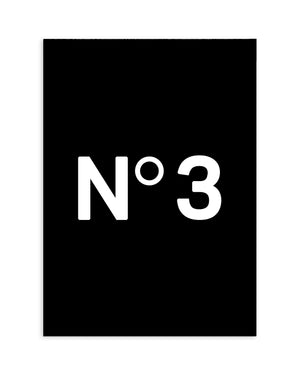 Lucky Number | Personalise Me! - Olive et Oriel | Shop Art Prints & Posters Online