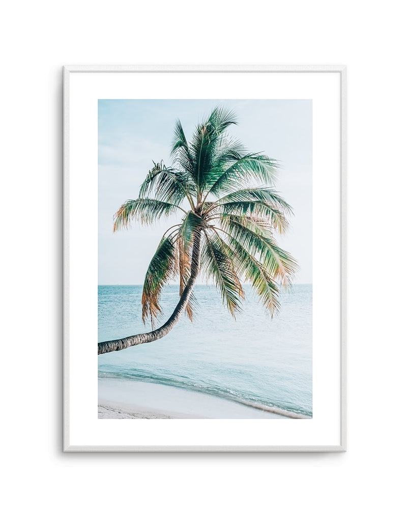 Maldivian Palm No 1 - Olive et Oriel | Shop Art Prints & Posters Online