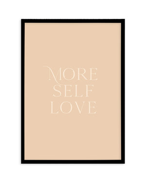 More Self Love - Olive et Oriel