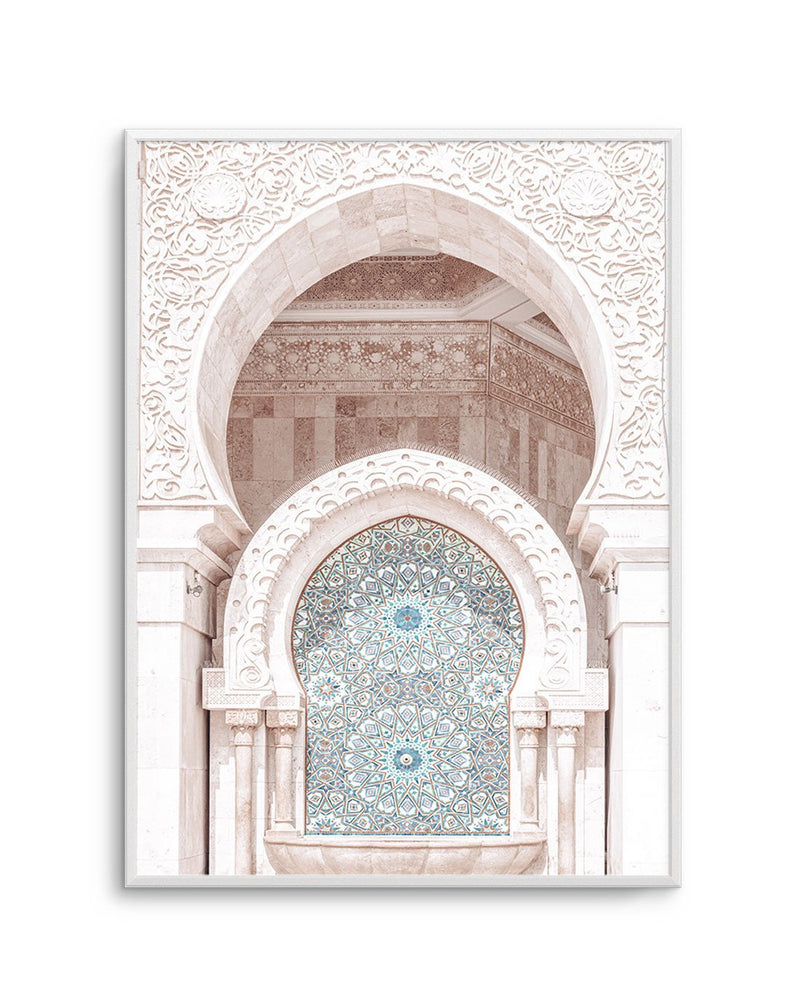 Moroccan Arches II | Hassan - Olive et Oriel