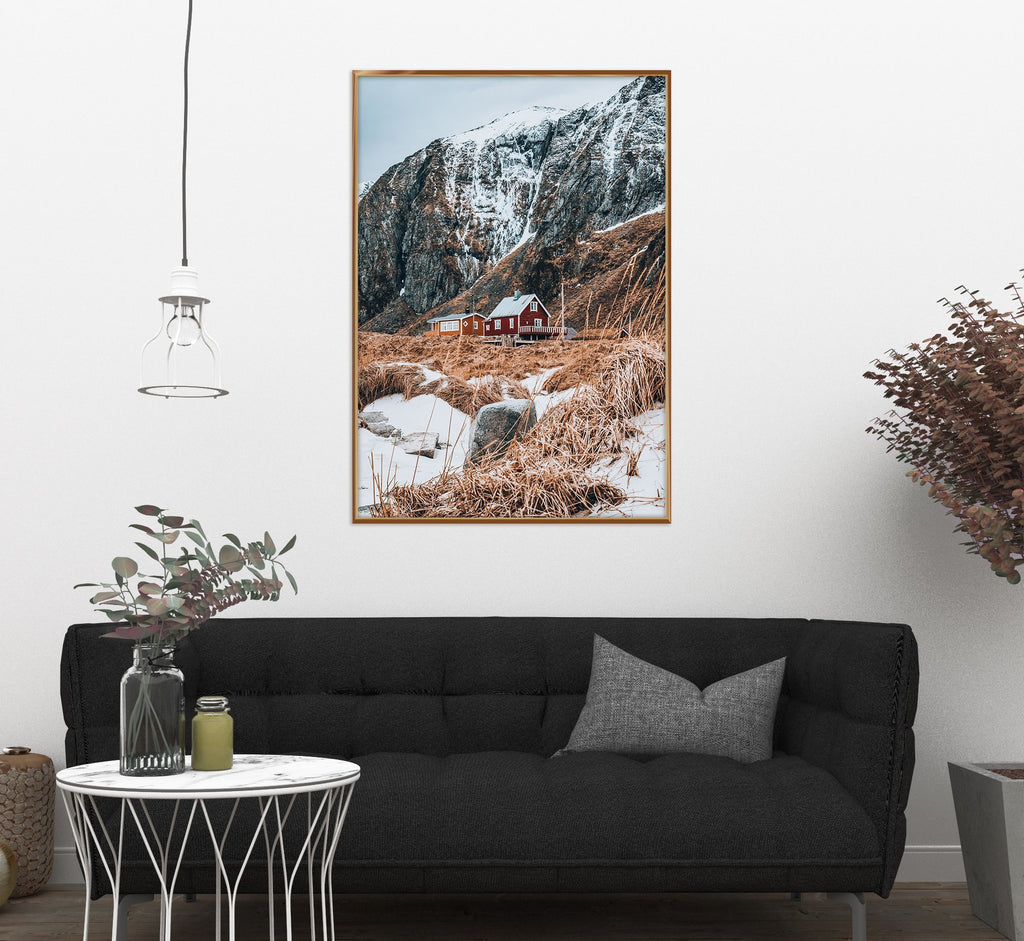 Mountain Home - Olive et Oriel | Shop Art Prints & Posters Online