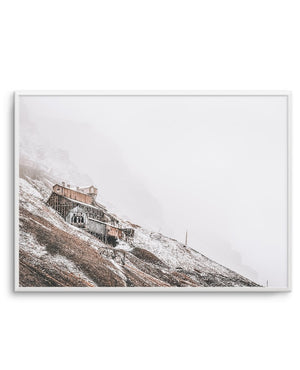 Mountain Hut - Olive et Oriel | Shop Art Prints & Posters Online