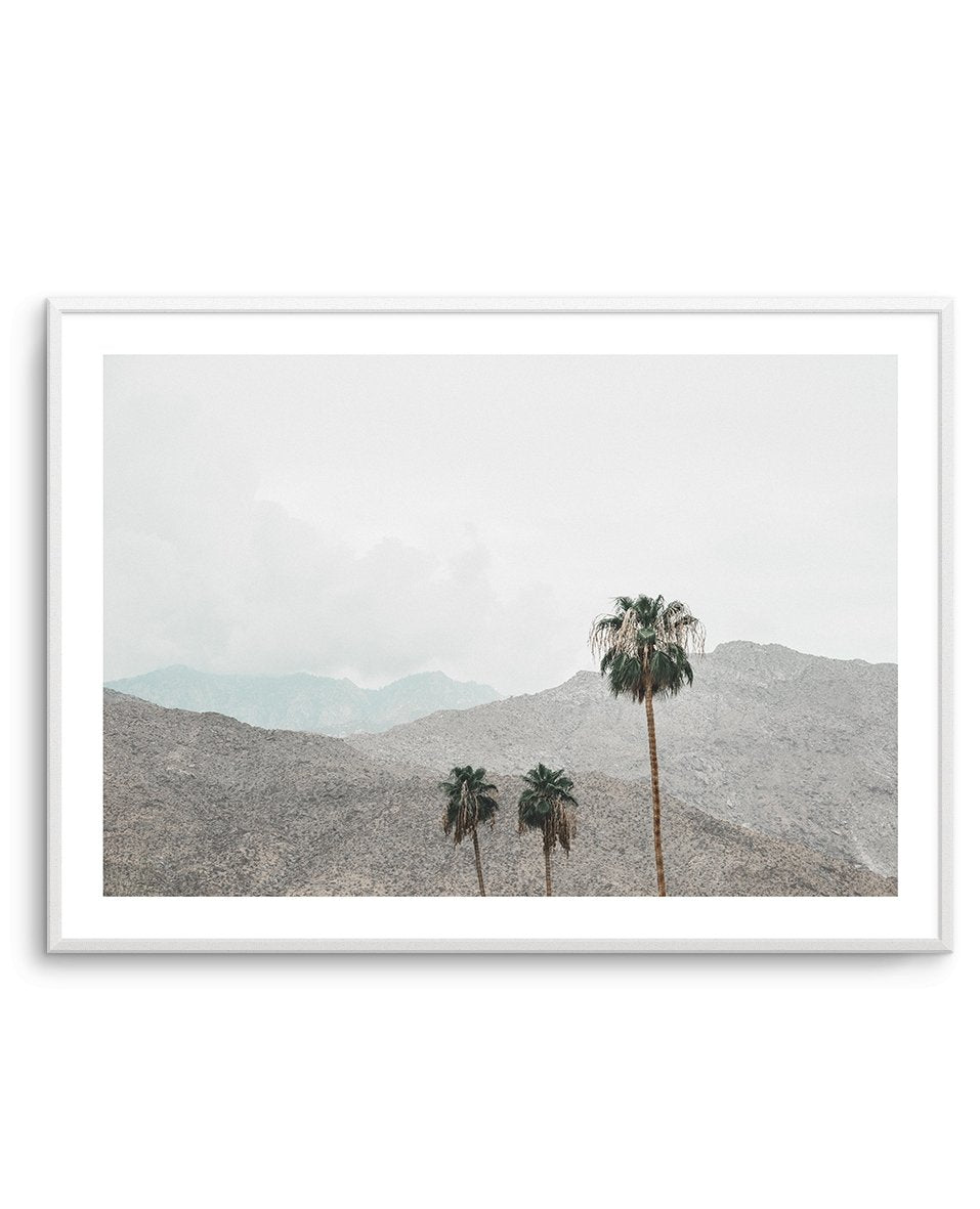 Mountains of Palm Springs | LS - Olive et Oriel | Shop Art Prints & Posters Online