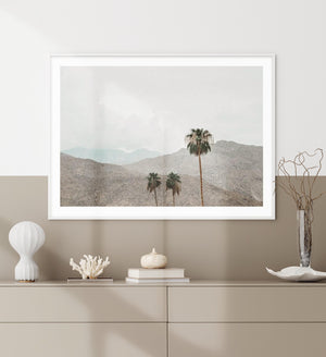 Mountains of Palm Springs | LS - Olive et Oriel