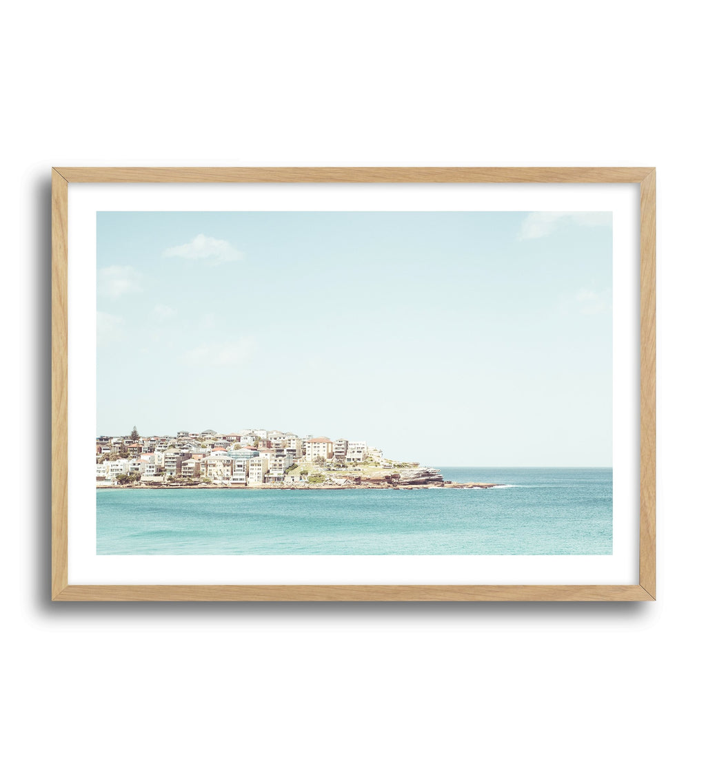 North Bondi Headland - Olive et Oriel | Shop Art Prints & Posters Online