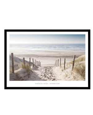 North Sea Dunes | Netherlands - Olive et Oriel