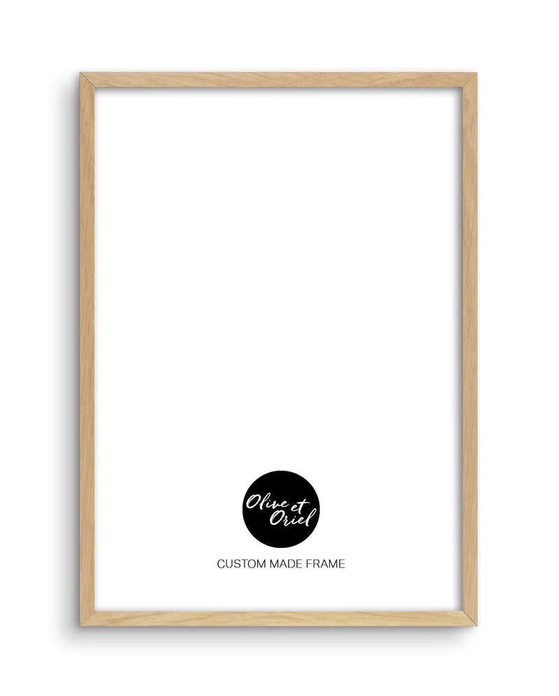 OEO Luxe Framing | Oak - Olive et Oriel | Shop Art Prints & Posters Online