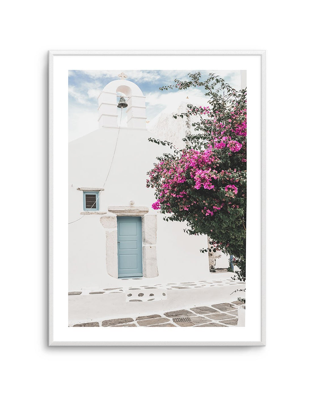 Old Mykonos Church - Olive et Oriel